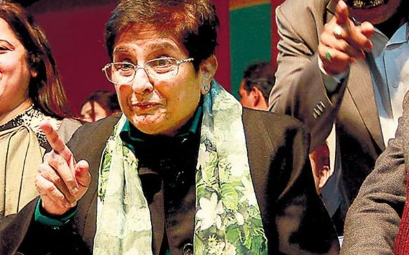 Kiran Bedi has apologised for her tweet. Her next step could be to read the history of the de-notified tribes and of outdated colonial laws. (HT)
